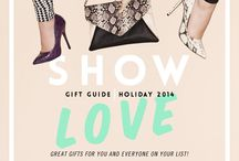 Holiday Gift Guide / All I want for Christmas is shoes / by STEVE MADDEN