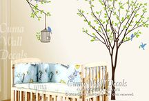 Nursery Decor & More / Fun ideas for decorating your nursery. / by weeSpring