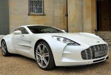 Aston Martin dreams / Cars made by Aston Martin.