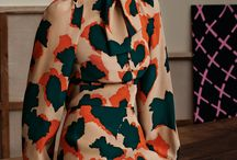 Pre Fall Color Inspirations / by Sana Moda
