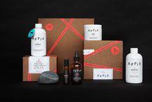 Beauty & Health packaging / cosmetics packaging design