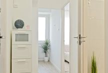 2. Zsokavar str. Budapest, Hungary / We made a beautiful flat.
