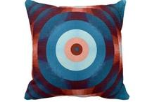 Throw Pillows / trendy cushions, throw pillows, for home decor