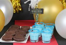 Oscars party! / Nerdy themed foods for your Oscars party!