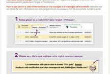 Emails pour la delivrabilite