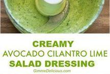 Salate, Soßen & Dips