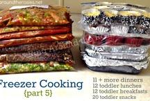 freezer cookin'