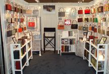 Craft show display / Lots of ideas for setting up your craft booth