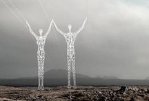 Power Transmission Towers / Variety of pictures related to power transmission towers. IAC Electricals make products for these towers and it is fitting we look at what's going on in the world related to these.  http://www.iacelectricals.com
