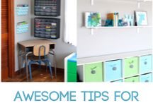 Kid Spaces / design inspiration for kids spaces