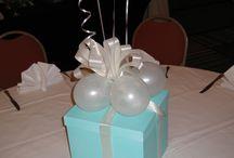 Breakfast at Tiffany's Balloons