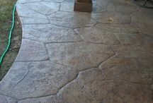 Concrete Patio and Walkways / All types of concrete patios/walkways/stamped concrete/stained concrete!