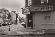 George A. Tice / USA – 13 Ottobre 1938 – Paesaggio Urbano
