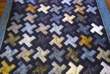 My own quilts / These are the ones I have made.