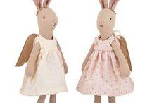 Mailed rabbit