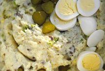 Potato and Pasta Salads