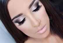 Makeup / by facesbynadeen