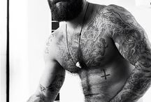 Beards & Tattoos / by Cindy Parker