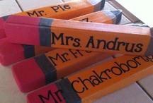 Teacher Gifts / by Nicole Stone