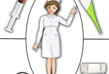 zdravotnictví, sestra