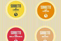 Sorbetti, tutti i gusti. / I nostri sorbetti Al limone, agli agrumi, alla mela annurca, al melone, sono tutti prodotti con frutta fresca, a Km0 e da agricoltori attenti all'utilizzo delle risorse ambientali.  A voi solo la scelta del gusto :-)  Per informazioni e ordinazioni tel: 081 19935072 Mobile: 347 8543575 info@scaramure.it Scaramuré e le sue Bianche Alchimie sono anche a Roma,  al Nuovo Mercato di Testaccio, al box 75.