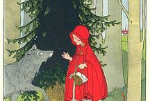 Fairy tales - Classic/Literature - Red Ridding Hood / Red Ridding Hood