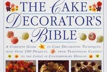 Cake Decorbook/Supplies