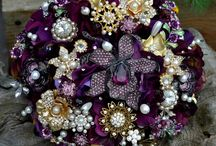 Brooch Bouquet / by Kelly Sanders