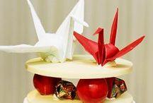 wedding cake japanese style