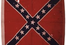 Civil War Flags / Civil War Era Flags / by Jamie Cavin