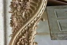 Резьба,деревянная скульптура