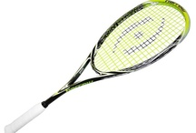 Harrow Squash Rackets / by Squash Source