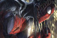 Inner battle / Spiderman x Venom