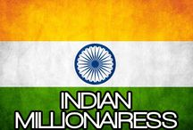 INDIAN MILLIONAIRESS / THE LIFESTYLE & FAVORITE THINGS OF THE MILLIONAIRESS IN INDIA~