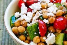My favorite salads