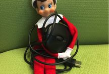 Elf on the Shelf Comes to iContact / Holiday sending advice from Santa's favorite little scout.