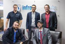 Infront Webworks Team / Infront Webworks Website Design, Internet Marketing and SEO Team