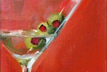 Martinis in Malaga