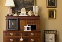 Antique fornitures and good taste