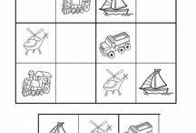 PL - obrázkové sudoku