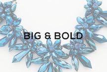 Big & Bold / www.parklanejewelry.com/shop