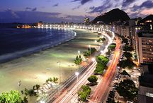 Dream destinations / Inspiration for traveling and holidays