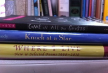 Book Spine Poetry / Photographs of Book Spine Poetry for Poetry Month 2013
