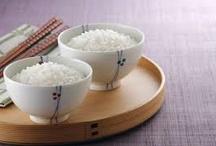 FOOD • Rice