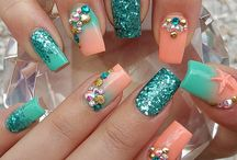 *Nail tech 4ever!* / nail designs / by Andrea O'Neil   (MichigAndi~PaleONeil)