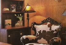 Cow Skin Furniture