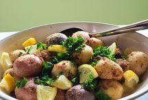 Salads / fresh, light and healthy salad recipes