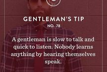 gentlemancode