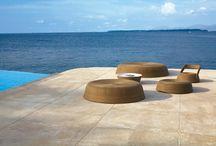 Design outdoor furniture / The best designers for design outdoor furniture