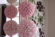 Sweet and candy trees etc